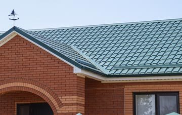 classic Tancred metal roof design