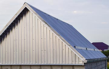 disadvantages of Tancred corrugated roofing
