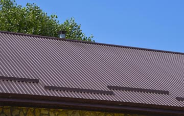 typical Tancred corrugated roof uses