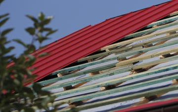 Tancred corrugated roofing costs