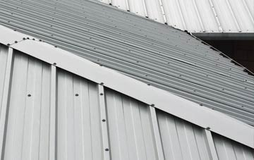 disadvantages of Tancred metal roofing