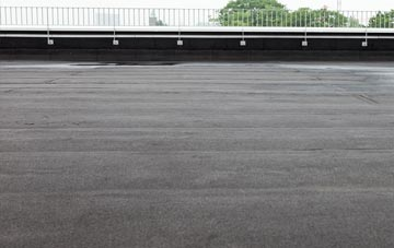 Tancred asphalt roof replacement