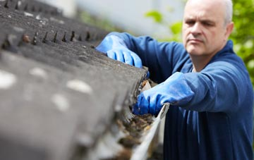 cleaning and inspecting Tancred roofs